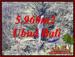 Beautiful Ubud Payangan 5,960 m2 Land for sale TJUB696