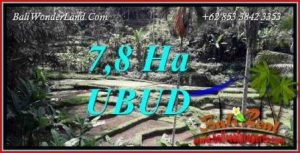 Magnificent Property 78,000 m2 Land sale in Ubud Payangan TJUB741