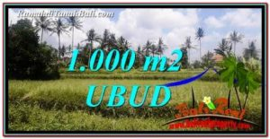Magnificent LAND FOR SALE IN UBUD TJUB754